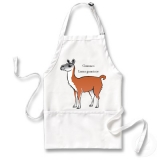 Delantal cocina Fauna